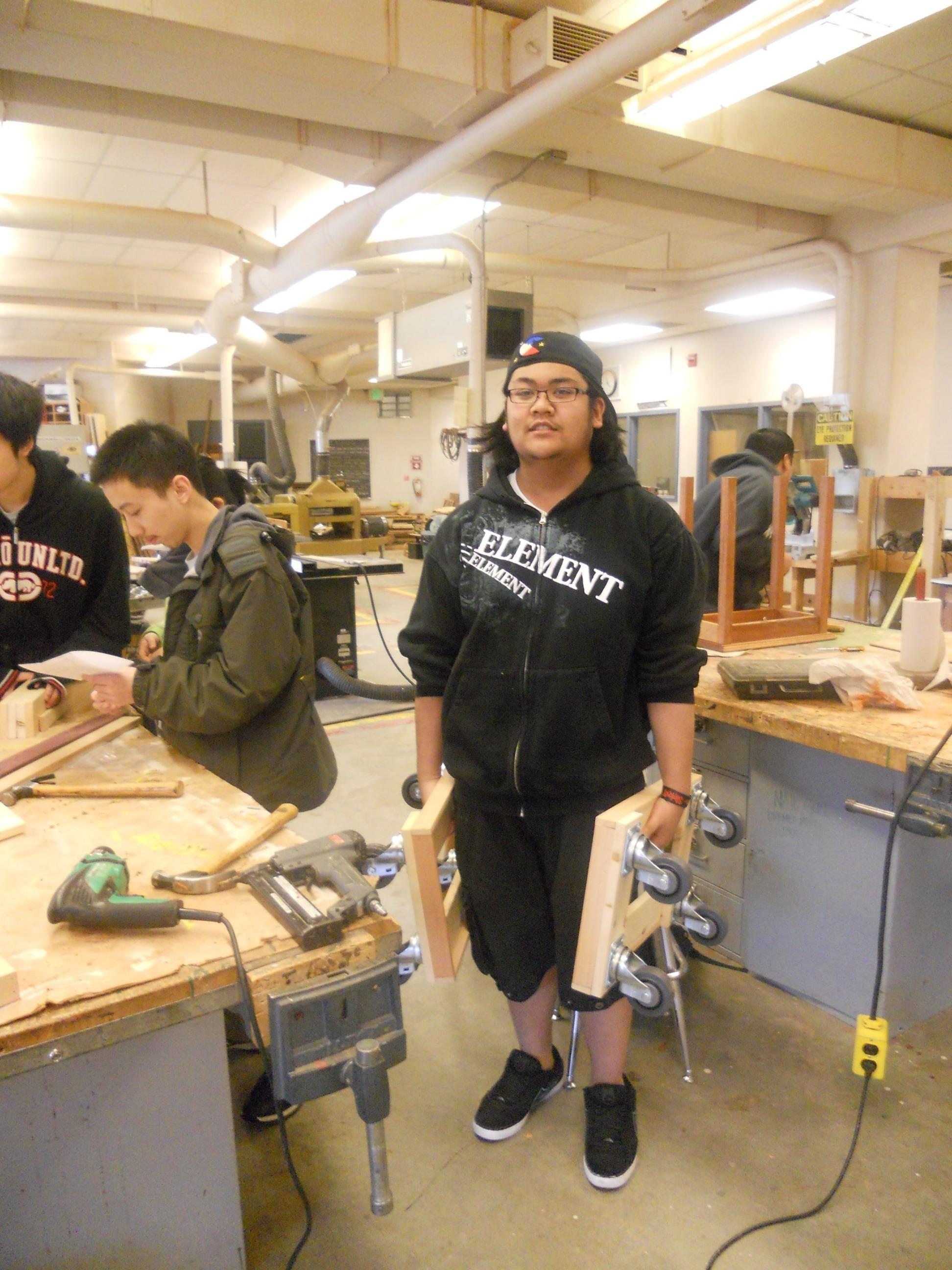 wood shop seattle