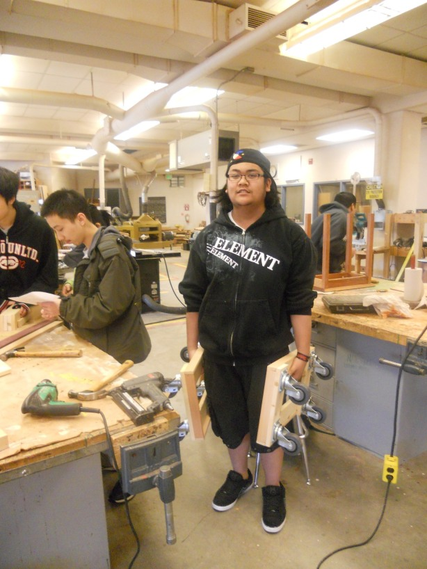 seattle woodworking shop
